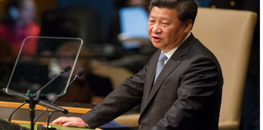 O presidente da China, Xi Jinping - United Nations / Flickr