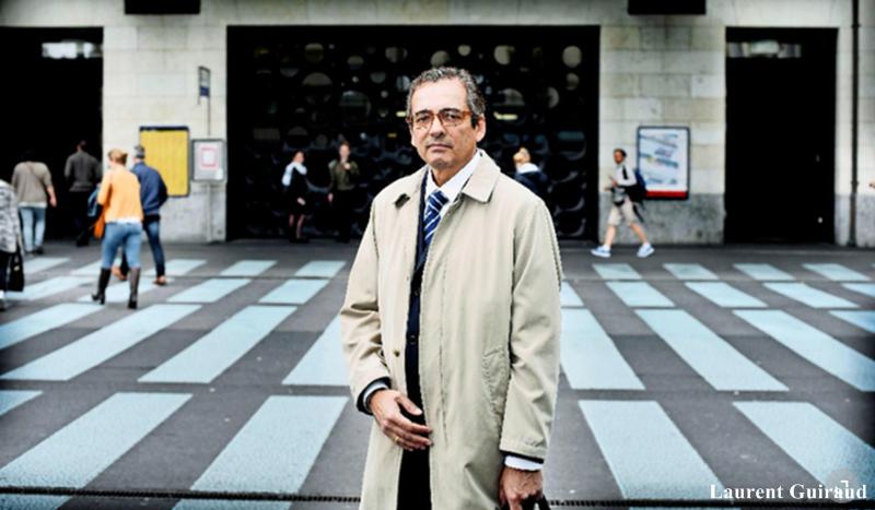 Tribune de Genéve -Protogenes Queiroz, ex-chefe de inteligência da Polícia Federal brasileira
