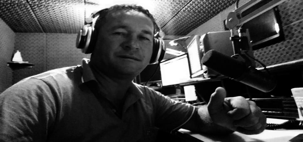 O radialista Jairo Sousa, de Bragança (PA)/Divulgação/Artigo19